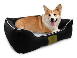 American Kennel Club Self-Heating Solid Pet Bed Size 26x18x8