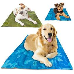 self cooling gel pet mat for floor