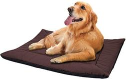 Generic Self Warming Pet Bed Cushion Pad Dog Cat Cage Kennel