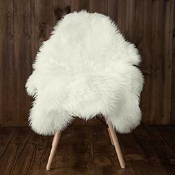 My Comfy Zone Sheepskin Faux Fur Chair Cover/Rug/Seat Pad/Ar