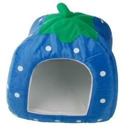 Small Medium Larg Pet Dog Bed For House Kennel Doggy Warm Cu