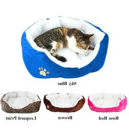 small medium pet bed cushion dog cat