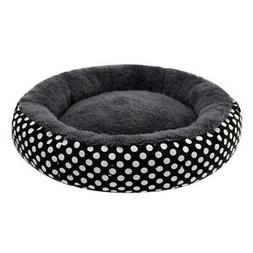 Small to medium dog Round sofa bed, Chew resistant
