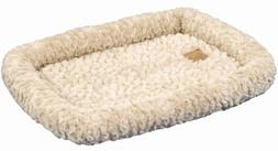 Precision Pet SnooZZy Crate Bed 1000 18 in. x 14 in. Natural