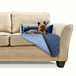 FurHaven Sofa Buddy Furniture Cover Dog Bed Navy