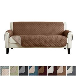 Sofa Couch Cover Dog Waterproof Deluxe Reversible Furniture