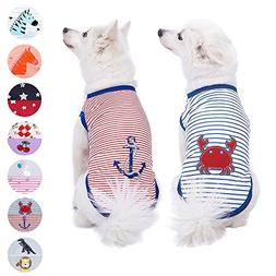 Blueberry Pet Pack of 2 Soft & Comfy Summer Sunshine Sea Lov