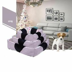 Soft Dog Cat Bed Pet Beds Cushion Puppy Sofa Couch Mat Kenne