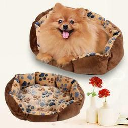 Soft Fleece Dog Bed for Small Dog