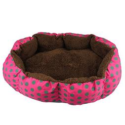 Bestpriceam Soft Fleece Pet Dog Puppy Cat Warm Bed House Plu