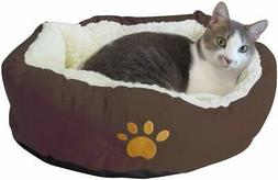 Evelots Soft Pet Bed for Cats & Dogs, Small Dog Bed, Assorte