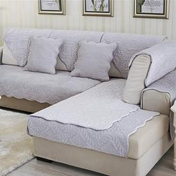 OstepDecor Soft Petris Quilted Sofa Furniture Protector Couc