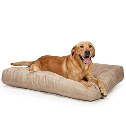 Slumber Pet Sp Megaruff Bed M Brn 36In. X 23In. X 4In.