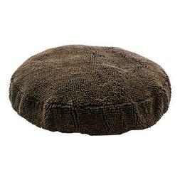 Soggy Doggy 42-Inch Super Snoozer Bed, X-Large, Dark Chocola