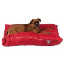 Majestic Pet Super Value Pet Bed - Large/Red