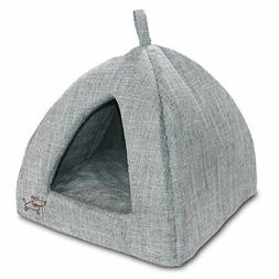 Pet Tent - Soft Bed for Dog and Cat Best Pet Supplies Grey X