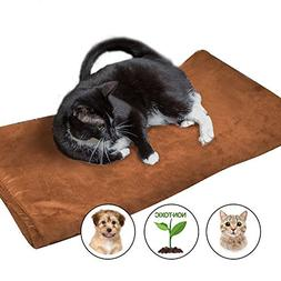 Thermal Pet Warming Bed Best For Dogs and Cats Pet Friendly