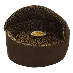 K&H Pet Products Thermo-Kitty Heated Pet Bed Deluxe Large Mo