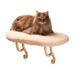 """K&H Pet Products Thermo-Kitty Sill Heated Pet Bed Fleece 14"""""""