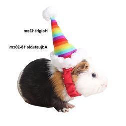 365Cor Fashion Christmas Dog Hat Small Animal Rabbit Hamster