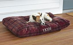 Orvis Toughchew Memory Foam Platform Dog Bed/Medium Dogs Up