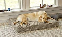 Orvis Toughchew Memory Foam Platform Dog Bed/Large Dogs 60-9