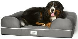 ultimate dog bed and lounge orthopedic memory