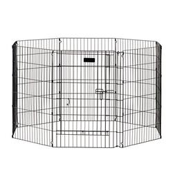 Precision Pet 36 in. Ultimate ExPen Black Boxed