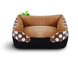 AIDELAI Ultra-high-end kennel full removable and washable do