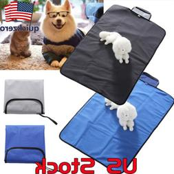 US Outdoor Waterproof Pet Dog Mat Blanket Super Warm Puppy C