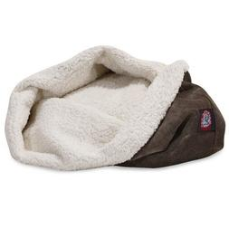 villa storm burrow cat bed