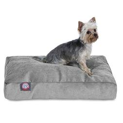 Vintage Villa Collection Small Round Pet Dog Bed
