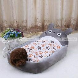 Warm Dog Bed Mat Cover Dogs Cats Pet Blanket Fleece Towel Pa