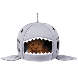 Warm Pet House Cave Bed for Small Medium Dog Cat Waterproof