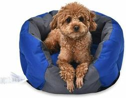 Water-Resistant Pet Bed for Small Dogs