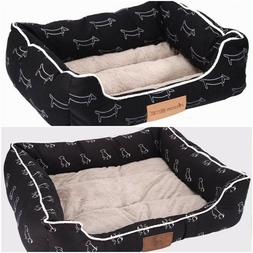 Waterproof Anti-Slip Base Dogs And Cats Pet Bed Eco Friendly