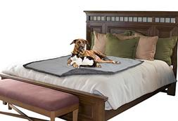Waterproof Dog Blanket,Pet Pee Proof Couch Cover for Bed Sof