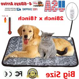 Waterproof Electric Heating Mat Pad Blanket for Large Dog Be