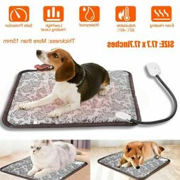 Waterproof Electric Heating Pad Heater Warmer Mat Bed Blanke