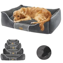 Waterproof Extra Large Dog Bed Heavy Duty Orthopedic Pillow