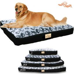 waterproof jumbo xl pet bed for large