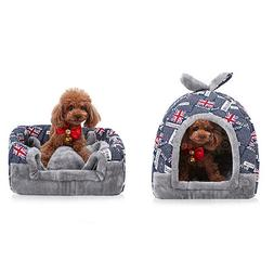 Winter Warm Pet House Removable And Washable Portable Indoor