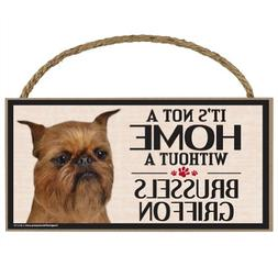 Imagine This Wood Sign for Brussels Griffon Dog Breeds