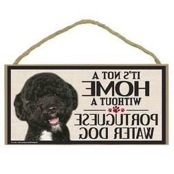 Imagine This Wood Sign for Portuguese Water Dog Breeds
