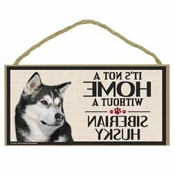 Imagine This Wood Sign for Siberian Husky Dog Breeds