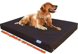 Dogbed4less XL 1680 Ballistic Heavy Duty Dog Pet Bed Externa
