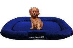XXL Extra Large Durable Bolster Pet Dog Bed with Strong Wate