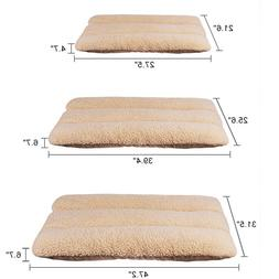 XXL Large Pet Bed Mattress Dog Cat Cushion Pillow Mat Blanke